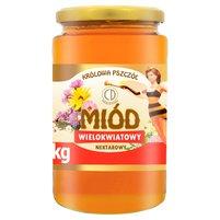 CD Królowa Pszczół Miód wielokiatowy nektarowy