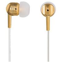 THOMSON Słuchawki douszne (EAR3005GD) złote