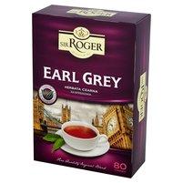 SIR ROGER Earl Grey Herbata czarna (80 tb.)