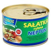 ŁOSOŚ Sałatka rybna Neptun