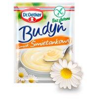 DR. OETKER Budyń bez glutenu smak śmietankowy
