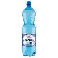 STAROPOLANKA 2000 Naturalna woda mineralna wysokozmineralizowana lekko gazowana