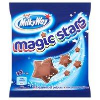 MILKY WAY Magic Stars Gwiazdki z puszystej mlecznej czekolady