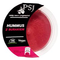 PSJ Hummus z burakiem