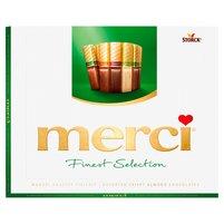 MERCI Finest Selection Kolekcja czekoladek z migdałami