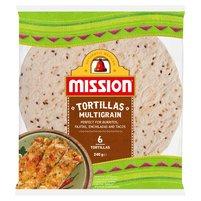 MISSION Multigrain Tortille (6 sztuk)