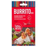 CASA DE MEXICO Burrito Mix Mieszanka przypraw do dań kuchni meksykańskiej