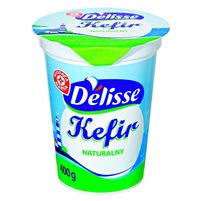 WIODĄCA MARKA Delisse Kefir naturalny