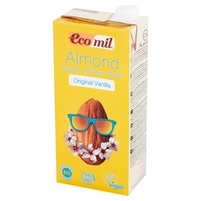 ECOMIL Napój migdałowy o smaku waniliowym