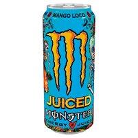 MONSTER Energy Mango Loco Gazowany napój energetyczny
