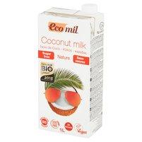 ECOMIL Napój kokosowy bez cukru