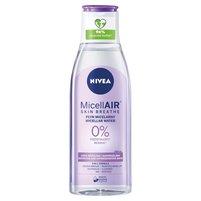 NIVEA MicellAir Skin Breathe Pielęgnujący płyn micelarny do cery wrażliwej i nadwrażliwej