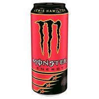MONSTER Energy Lewis Hamilton Gazowany napój energetyczny