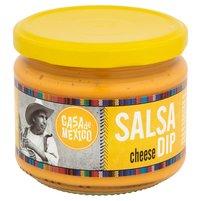 CASA DE MEXICO Salsa Cheese Dip