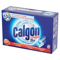 CALGON Tabletki do pralek przeciw osadzaniu się kamienia (30 szt.)