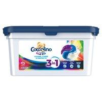 COCCOLINO Care Kapsułki 3w1 do prania kolorowych tkanin