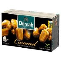 DILMAH Czarna herbata z aromatem karmelu (20 tb.)