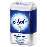 O'SOLE Sól warzona jodowana