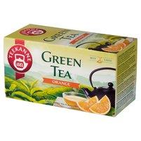 TEEKANNE Green Tea Orange Herbata zielona o smaku pomarańczowym (20 tb.)
