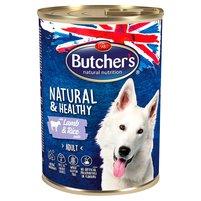 BUTCHER'S Natural & Healthy Karma dla dorosłych psów pasztet z jagnięciną