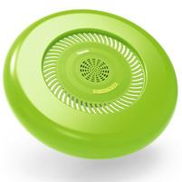 HAMA Latający dysk z głośnikiem Bluetooth zielony