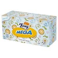 FOXY Mega Ultra miękkie chusteczki 2 warstwy