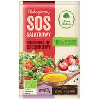 DARY NATURY Ekologiczny sos sałatkowy pomidorowo-czosnkowy