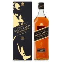 JOHNNIE WALKER Black Label Szkocka whisky