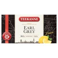 TEEKANNE EARL GREY LEMON MIESZANKA HERBAT CZARNYCH 33 G (20 TOREBEK)