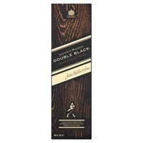 JOHNNIE WALKER DOUBLE BLACK BLENDED SCOTCH WHISKY 700 ML
