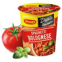 WINIARY Spaghetti bolognese
