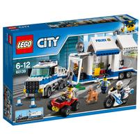 LEGO City Mobilne centrum dowodzenia 60139 (6+)