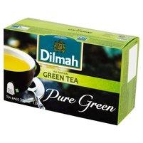 DILMAH Pure Green Herbata zielona (20 tb.)