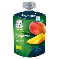 GERBER Organic Deserek Mango po 4. m-cu