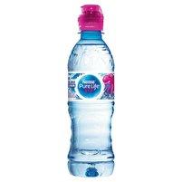 Nestlé Pure Life Tropiciele Woda źródlana niegazowana 0,33 l