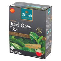 DILMAH Earl Grey Klasyczna czarna herbata z aromatem z bergamoty (100 tb.)