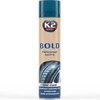 K2 Bold Mleczko do pielęgnacji opon