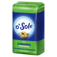 O'Sole Sól kamienna jodowana spożywacza