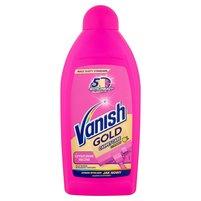 VANISH Gold Carpet Care Czyszczenie ręczne cytrynowy Szampon do dywanów