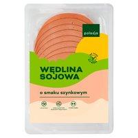 POLSOJA Wędlina sojowa o smaku szynkowym