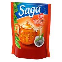 SAGA Herbata czarna (20 tb.)