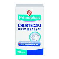 WIODĄCA MARKA Primoplast Chusteczki odświeżające o zapachu antybakteryjnym