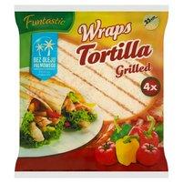 FUNTASTIC Wraps Tortilla Grilled 4szt.