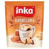 INKA Rozpuszczalna kawa zbożowa z karmelem
