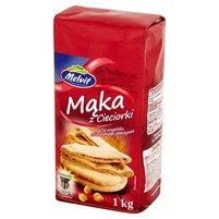 MELVIT Mąka z cieciorki do wypieku orientalnego pieczywa