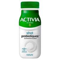 Danone Activia Shot Jogurt naturalny 80 g
