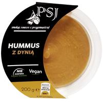 PSJ Hummus z dynią