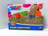 PIASEK KINET 300G + 6 FOREMEK