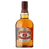 CHIVAS REGAL Szkocka whisky mieszana 12-letnia