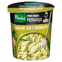 KNORR Voyage Fromage Danie makaron